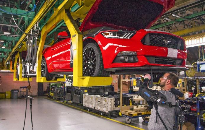 Экзоскелеты готовы играть первую скрипку в снижении травматизма на автозаводах Ford
