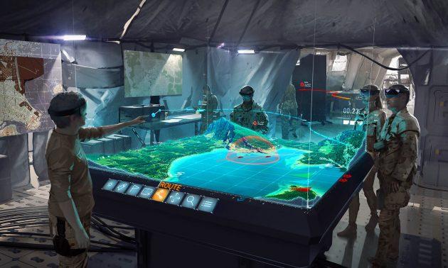 Голографические пластины нового типа улучшат разведывательные возможности армии Китая