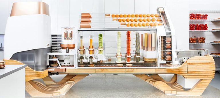 В Сан-Франциско робот делает шестидолларовые бургеры для разорившегося поколения Миллениума