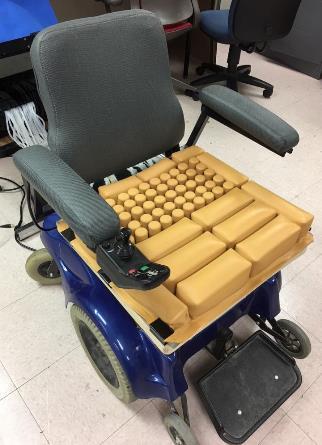 Смарт-подушка: для инвалидных кресел и не только!