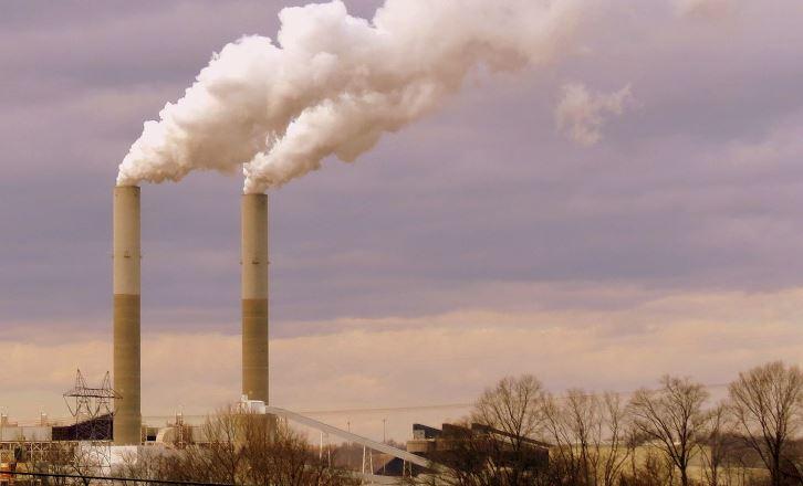 Новая батарея в процессе работы поглощает углекислый газ