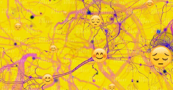 Это устройство улавливает генерируемые мозгом волны и по ним определяет настроение человека