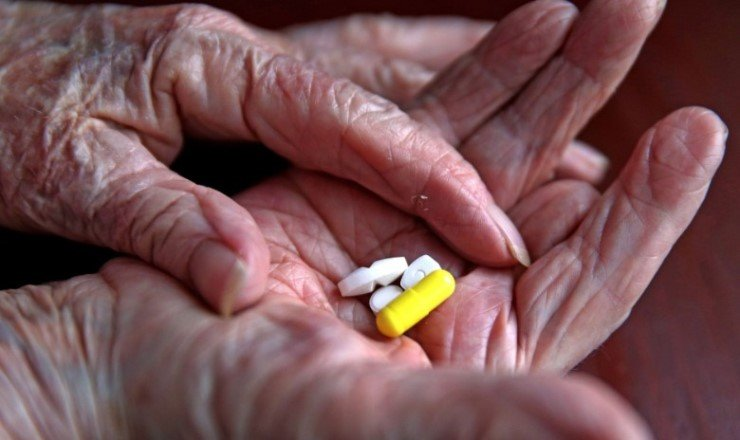 Статины не рекомендуются здоровым пенсионерам старше 75 лет