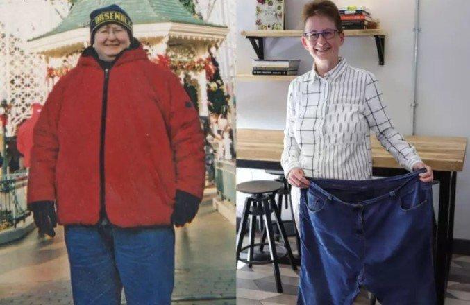 «Я сбросила почти 45 килограмм и избавилась от диабета — благодаря диете с низким содержанием углеводов»