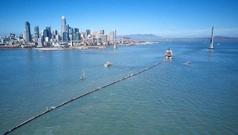 Началась реализация проекта по удалению 88 тысяч тонн пластика из Тихого океана