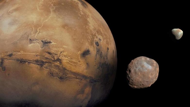 Инициатива НАСА может помочь астронавтам в экспедициях на Марс