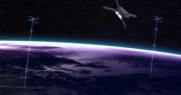 Япония планирует испытать «космический лифт», перемещающийся между спутниками