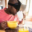Поедая глазами: виртуальная реальность меняет ощущение вкуса