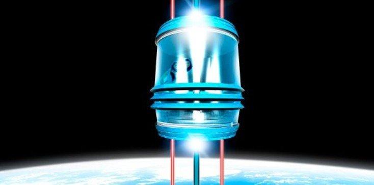 Новый материал позволит реализовать мечты об орбитальном лифте