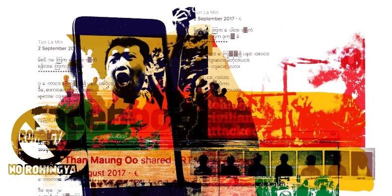 Фальшивые профили в Фейсбуке способствовали геноциду в Мьянме