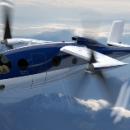 Футуристический самолёт может доставить пассажиров из Нью-Йорка в Бостон за 36 минут