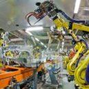 Южная Корея лидирует по числу внедренных промышленных роботов
