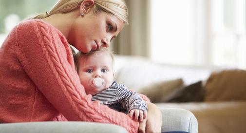 Женщины, которые рожают мальчиков, гораздо чаще подвергаются послеродовой депрессии