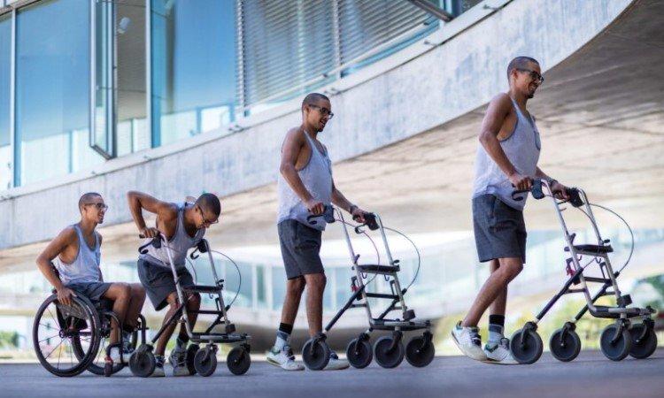 Парализованные пациенты начинают снова ходить после электрической стимуляции повреждённых нервов