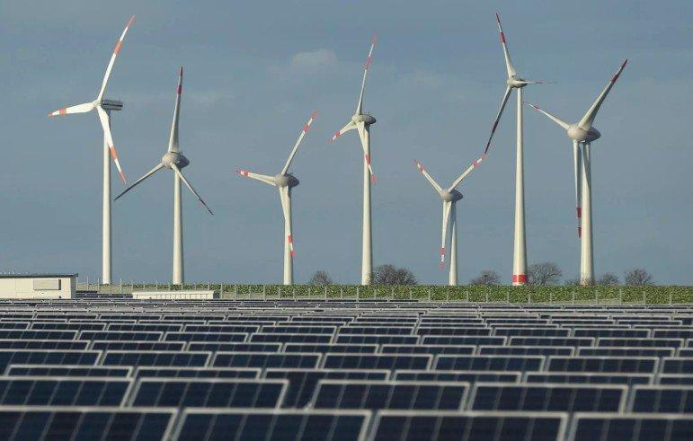 Энергетика Британии меняется быстрее, чем где бы то ни было в мире