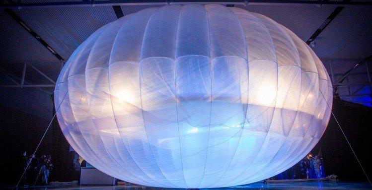 DARPA занимается разработкой стратосферных шаров