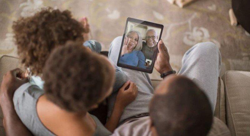 Skype как средство борьбы с депрессией у людей старшего возраста