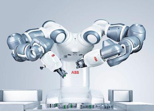 В Китае строят завод роботов для производства других роботов