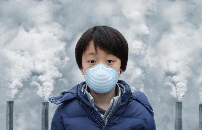 Собрана масса доказательств вреда от загрязнённого воздуха для здоровья детей