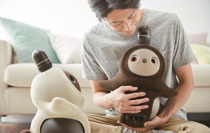 Последний японский робот-компаньон создан лишь для того, чтобы согреть сердце хозяина