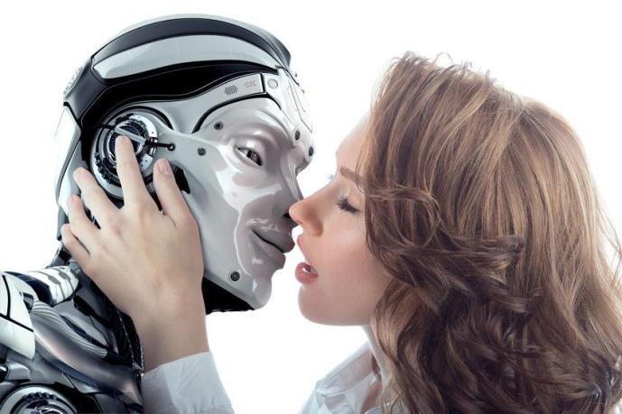 Действительно ли люди мечтают о сексе с роботами?