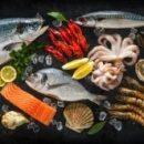 Биоразлагаемая съедобная плёнка убивает патогенные микроорганизмы на морепродуктах