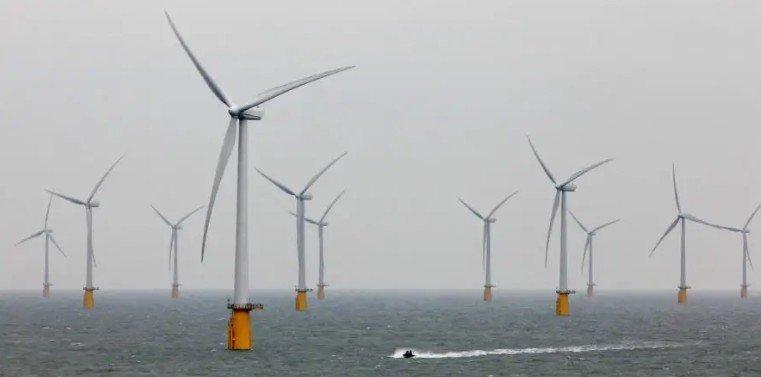 Возобновляемые источники энергии наращивает свою долю в энергетике Великобритании