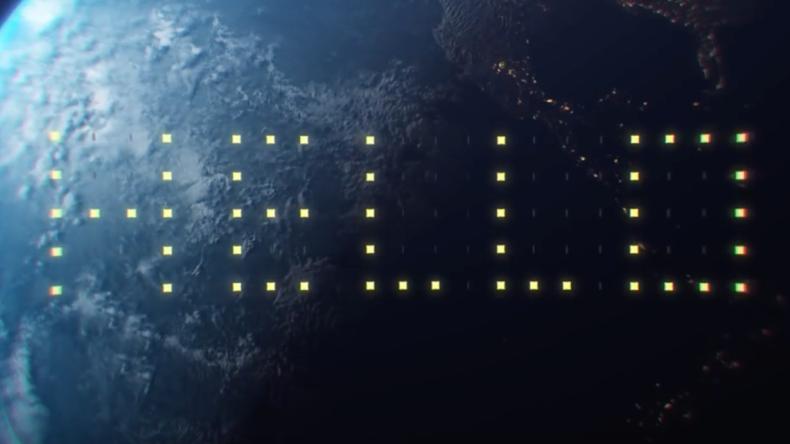 Российская компания хочет размещать рекламу в космосе, но астрономы не в восторге от этой идеи