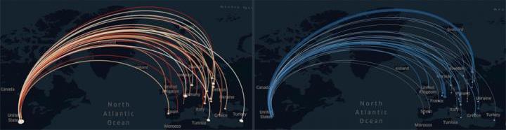 Ученые научились визуализировать влияние экономических потрясений на отдельные страны и секторы глобальной экономики
