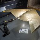 Исследователи спроектировали инновационное крыло самолета, способное полностью менять свою форму в зависимости от аэродинамической нагрузки