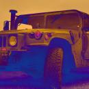 Китайский военный автомобиль выстреливает беспилотники как снаряды