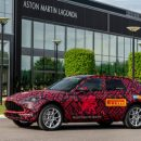 Новая модель Aston Martin DBX: подходящий внедорожник для агента 007?
