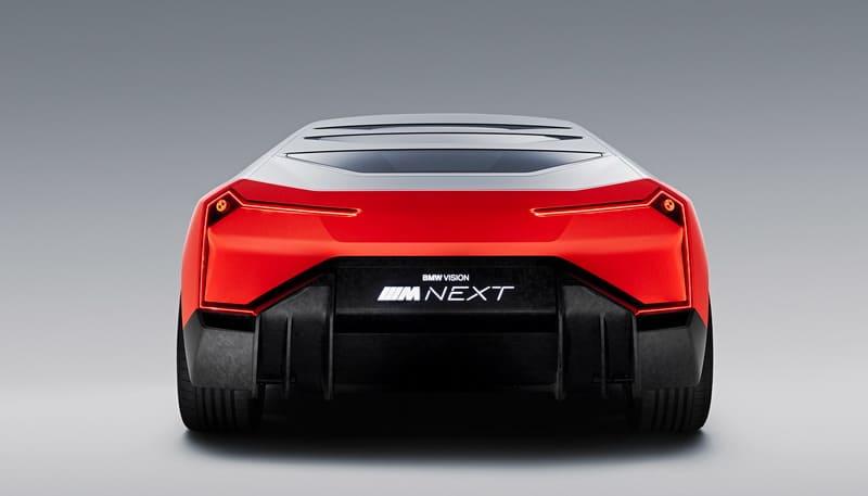 BMW Vision M Next: самоуправляемый автомобиль для тех, кому нравится водить
