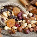 Потребление 60 грамм орехов в день улучшает сексуальную функцию
