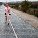 Первая в мире дорога из солнечных батарей оказалась совершенно провальным проектом