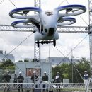 В Японии прошел короткий испытательный полет пассажирского беспилотника от компании NEC