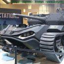 Армия США создаст робот-танк с автоматической скоростной пушкой
