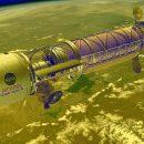 DARPA работает над созданием ракеты с ядерным двигателем для решения задач по перемещению грузов на лунной орбите