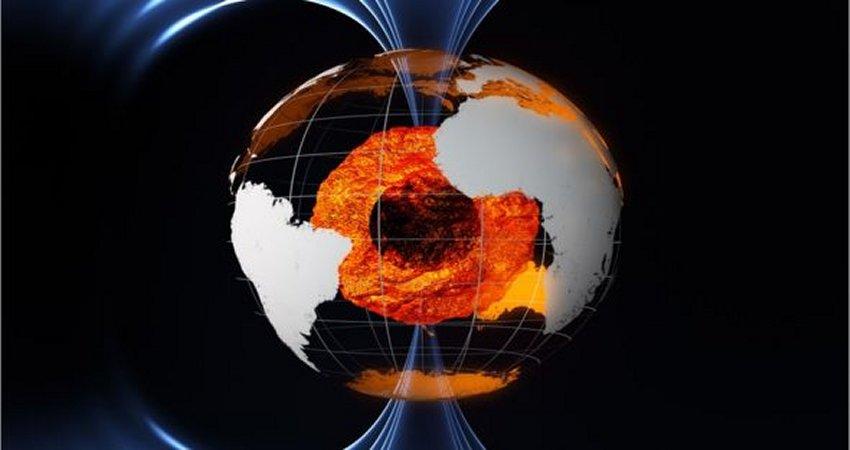 Найдено объяснение феномену смещения Северного магнитного полюса Земли в сторону России