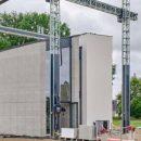 Самый большой в Европе 3D-принтер напечатал настоящий двухэтажный дом